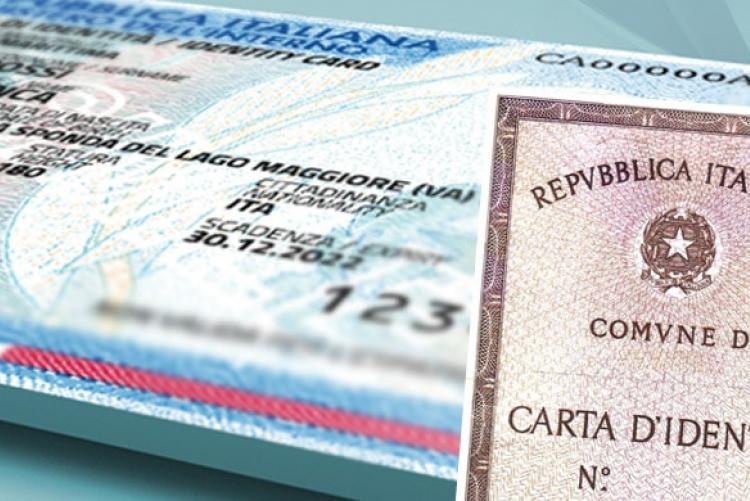 Proroga al 31.12.2020 della validità della Carta d\'Identità